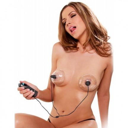 Вакуумная помпа для сосков FFS Spinning Nipple Stimulators