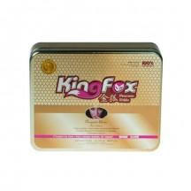 Женские возбуждающие таблетки King Fox 3 шт