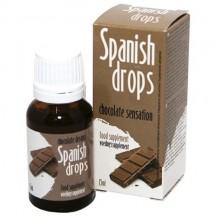 Возбуждающие капли для двоих Spanish Drops Chocolate Sense 15 мл