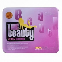 Женские возбуждающие таблетки The Beauty Woman 3 шт
