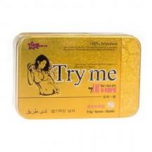 Try me возбуждающее средство для женщин 6 шт