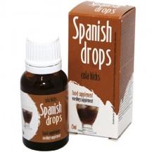 Капли возбуждающие для двоих Spanish Drops Cola Kicks 15 мл