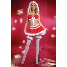 Комлект Little Miss Christmas S/M
