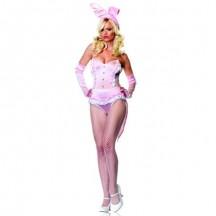Комплект Розовый кролик S/M