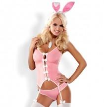 Костюм Розовый Кролик Bunny suit S/M