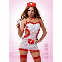 Костюм Соблазнительной медсестры L/XL