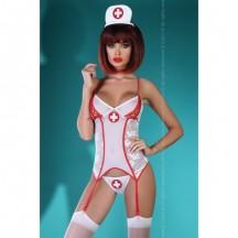Костюм горячей медсестры Chavi S/M