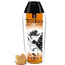 Любрикант на водной основе Shunga Toko Aroma Maple Delight с ароматом кленового сиропа 165 мл