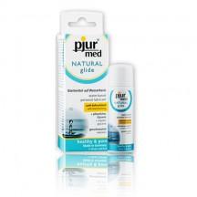 Нейтральный лубрикант на водной основе pjur Med Natural glide 30 ml