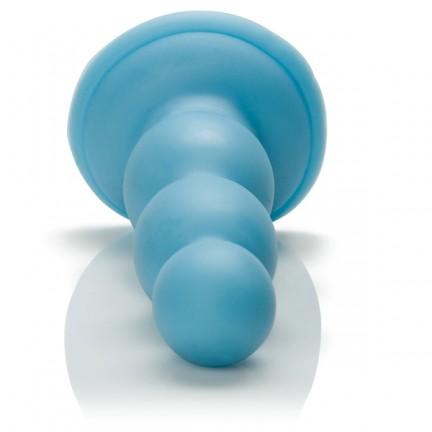 Анальная втулка Plush голубая