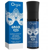 Возбуждающий гель для анилингуса (римминга) Orgie Greek Kiss 50 мл