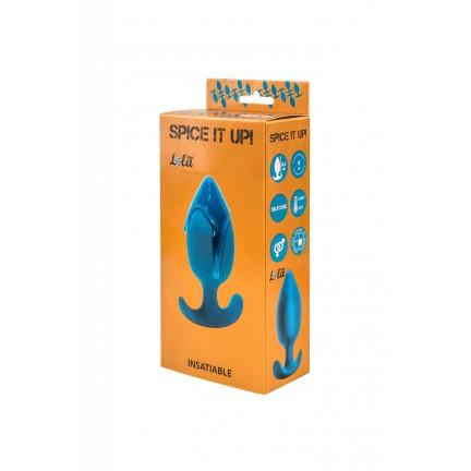 Пробка со смещенным центром тяжести Spice It Insatiable Aquamarine