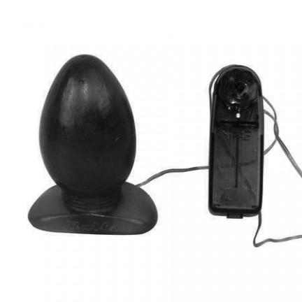Анальная пробка с выносным пультом управления Butt Vibro Plug