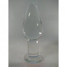 Пробка анальная из стекла диаметр 3,6 см