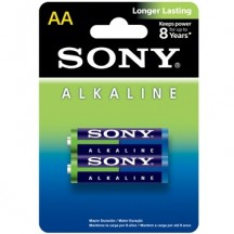 Батарейка Sony Alkaline пальчиковая AA 1 шт