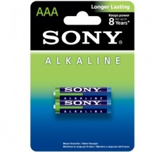 Батарейка Sony Alkaline мизинчиковая AAA 1 шт