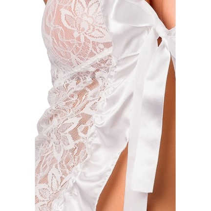 Белая сорочка Mambo L/XL