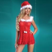 Бэби долл и трусики Christmas Bell S/M