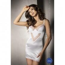 Чувственное платье с кружевными вставками и трусики Angie XXL/XXXL