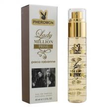 Женские духи с феромонами Paco Rabanne Lady Million Prive 45 мл