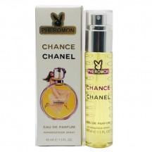 Женские духи с феромонами Chance Eau de Parfum Chanel 45 мл