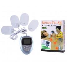 Набор для электро-стимуляции Electro Sex + LED-дисплей
