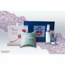 Подарочный набор Joyballs Pleasure BOX розовый