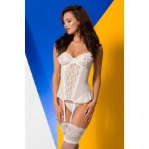 Корсет Ariel corset ecru L-XL