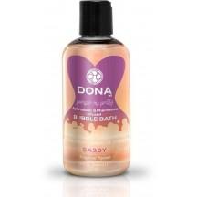 Пена для ванны Dona с феромонами и афродизиаками с тропическим ароматом 240 мл