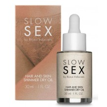 Мерцающее сухое масло для волос и кожи Hair and Skin 30 мл