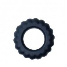 Эрекционное кольцо Titan черное