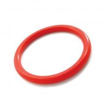 Нитриловое эрекционное красное кольцо d=50 мм
