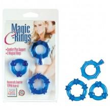 Колечки синие Magic C-Rings