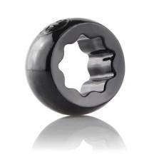 Черное кольцо на пенис The RingO Rangler Spura