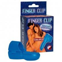 Вибронасадка на палец Finger Clip