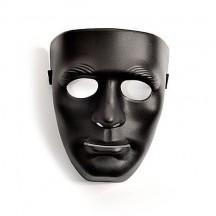 Чёрная маска на всё лицо