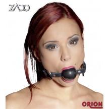 Кляп кожаный Zado S-L