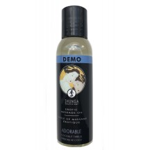 Возбуждающее массажное масло Shunga Adorable Sparkling с ароматом кокоса 60 мл