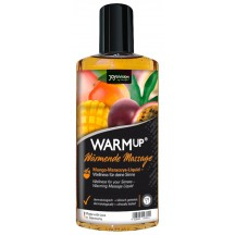 Разогревающее массажное масло WARMup со вкусом Манго и Маракуйя 150 мл