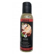 Возбуждающее съедобное массажное масло Shunga Organica кленовый восторг 60 мл