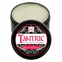 Массажная свеча с феромонами с ароматом граната и имбиря Tantric Pomegranate Ginger