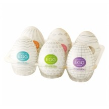 Набор мастурбаторов Tenga Egg