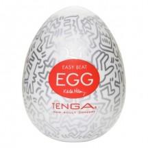 Мастурбатор яйцо Tenga Keith Haring Party