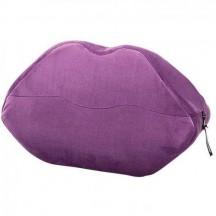 Подушка для любви Liberator Kiss Wedge фиолетовая микрофибра