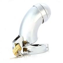 Пояс верности из нержавеющей стали с диаметром кольца 4,5 см