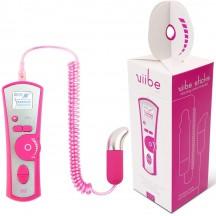 Мини-вибратор Viibe Duo со сменными стимуляторами и пультом управления