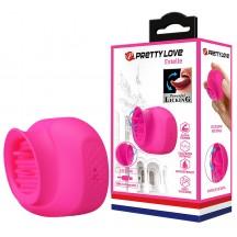 Клиторальный стимулятор Pretty Love Estelle розовый