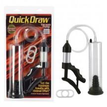 Вакуумная помпа с кольцом Quick Draw