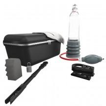 Гидропомпа для увеличения пениса Extreme K40 прозрачная