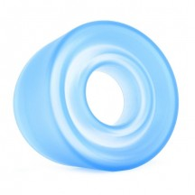Силиконовая голубая насадка для помпы 3in Advanced